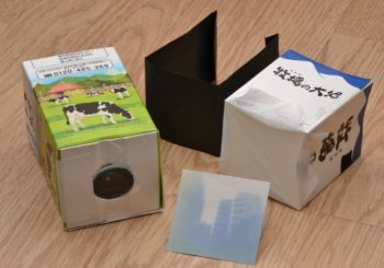 8月11日(金・祝) こすぎの大学 で手作りカメラワークショップを開催します。(夏休みの宿題向け)