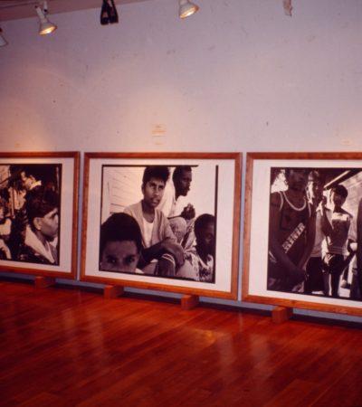 「期待される若手写真家展」1989年