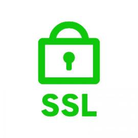 サイトをSSL対応にしました。